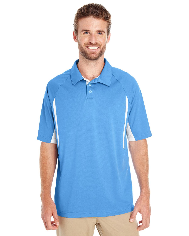 Holloway Men's Avenger Polo UNVRST BLUE/ WHT