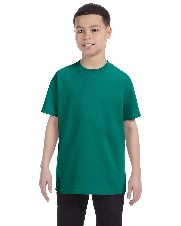 Jerzees Youth DRI-POWER® ACTIVE T-Shirt JADE