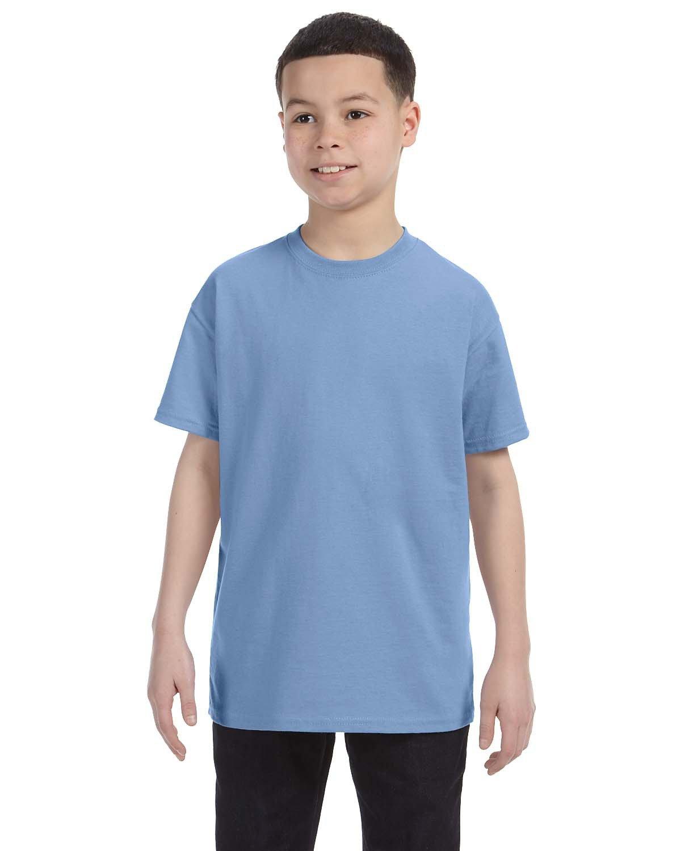 Jerzees Youth DRI-POWER® ACTIVE T-Shirt LIGHT BLUE