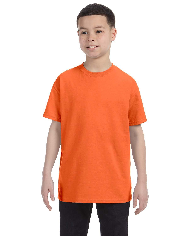 Jerzees Youth DRI-POWER® ACTIVE T-Shirt TENNESEE ORANGE