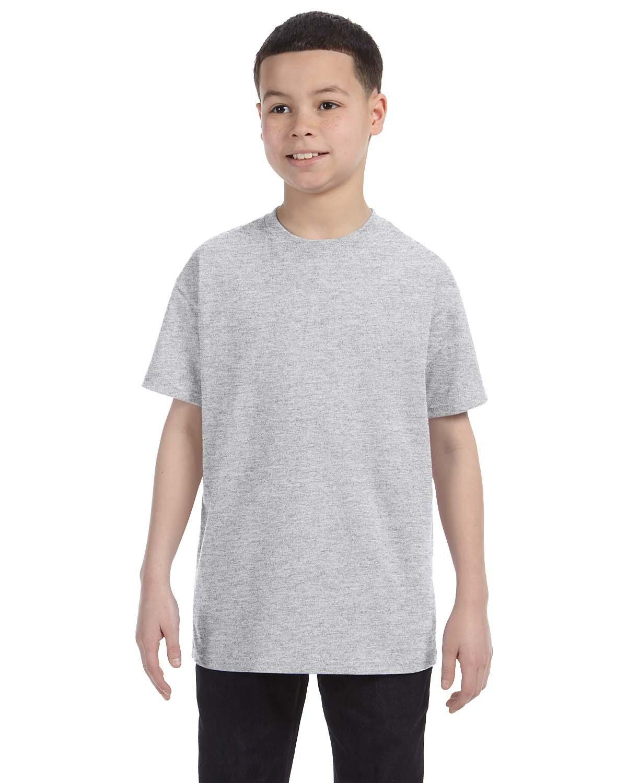 Jerzees Youth DRI-POWER® ACTIVE T-Shirt ASH