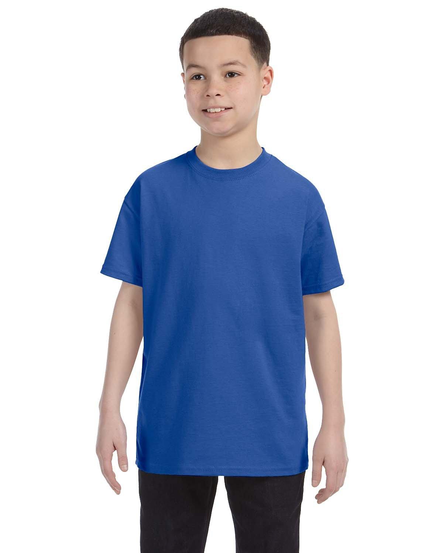Jerzees Youth DRI-POWER® ACTIVE T-Shirt ROYAL