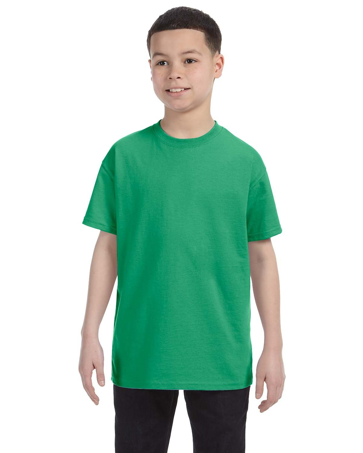 Jerzees Youth DRI-POWER® ACTIVE T-Shirt KELLY