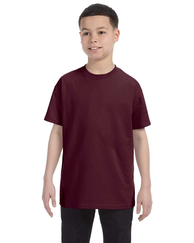 Jerzees Youth DRI-POWER® ACTIVE T-Shirt MAROON