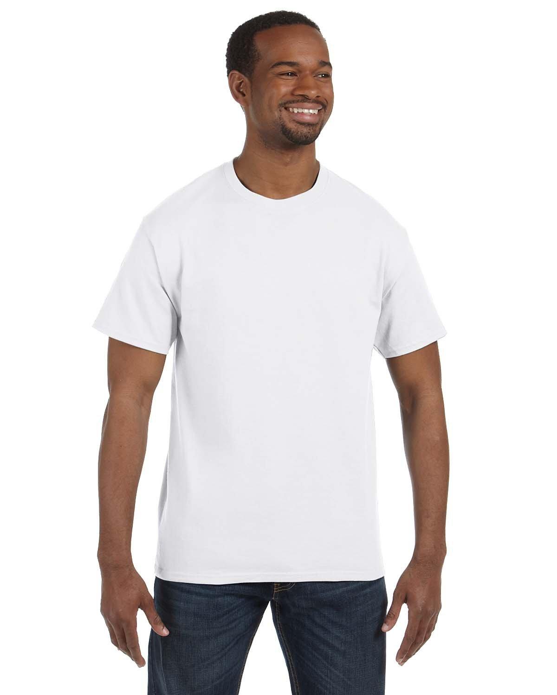 Jerzees Adult DRI-POWER® ACTIVE T-Shirt WHITE