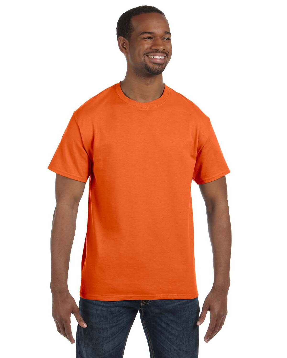 Jerzees Adult DRI-POWER® ACTIVE T-Shirt TENNESEE ORANGE
