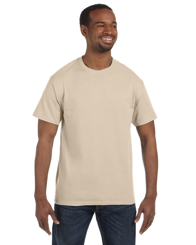 Jerzees Adult DRI-POWER® ACTIVE T-Shirt SANDSTONE