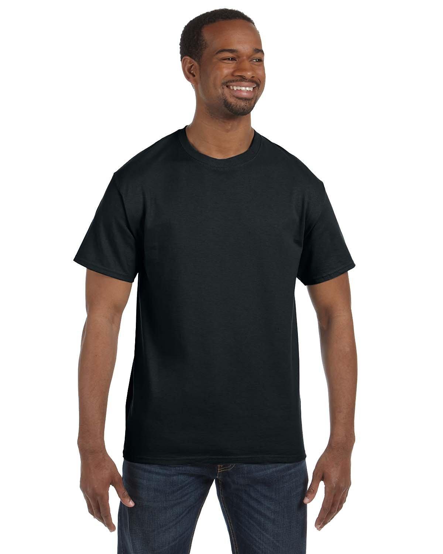 Jerzees Adult DRI-POWER® ACTIVE T-Shirt BLACK