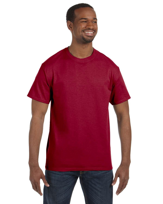 Jerzees Adult DRI-POWER® ACTIVE T-Shirt CARDINAL