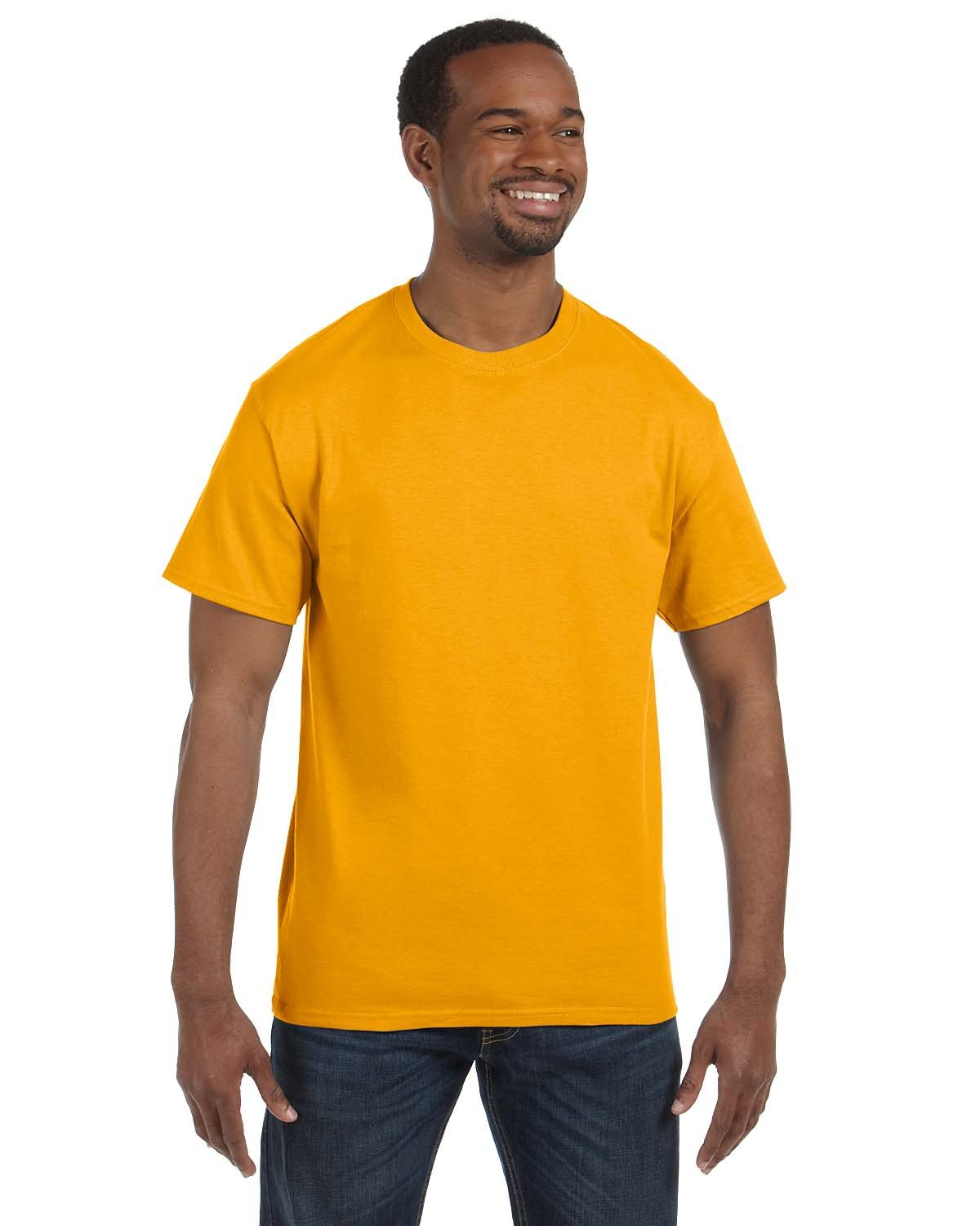 Jerzees Adult DRI-POWER® ACTIVE T-Shirt GOLD