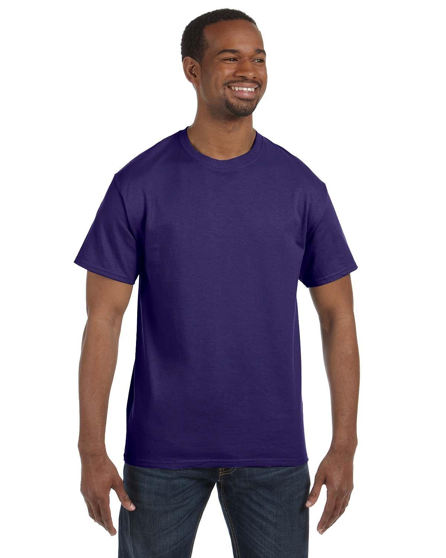 Jerzees Adult DRI-POWER® ACTIVE T-Shirt DEEP PURPLE