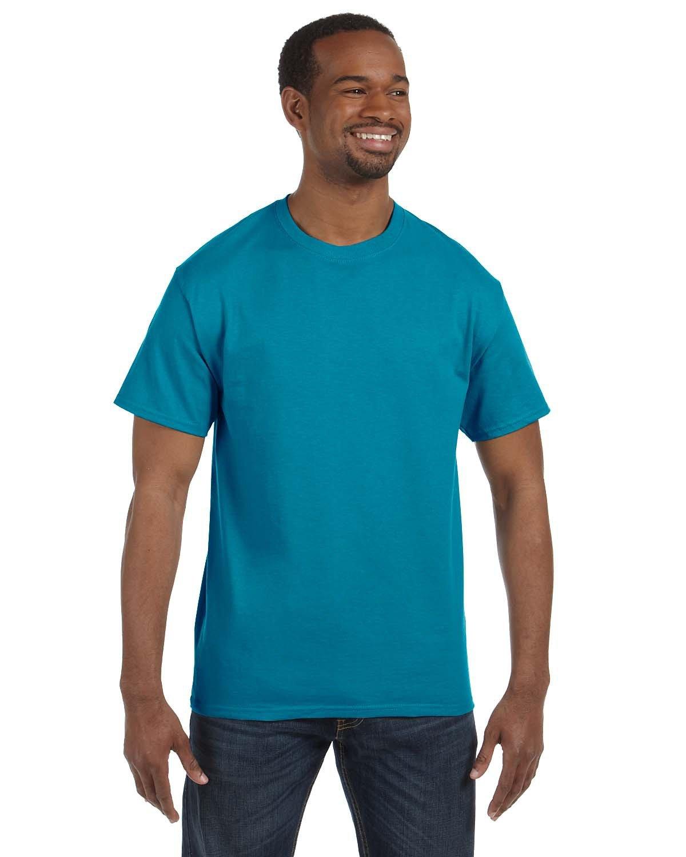 Jerzees Adult DRI-POWER® ACTIVE T-Shirt CALIFORNIA BLUE