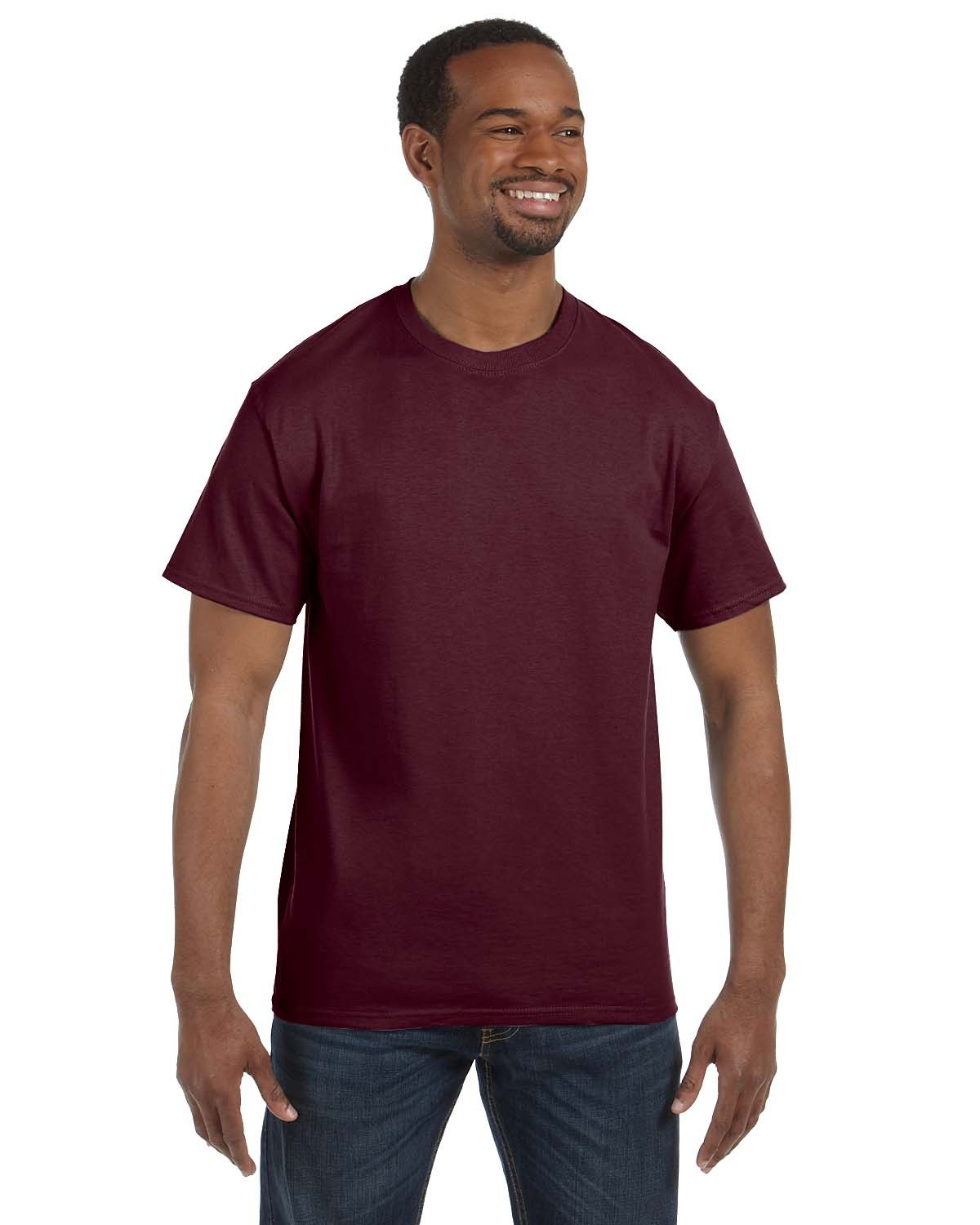 Jerzees Adult DRI-POWER® ACTIVE T-Shirt MAROON
