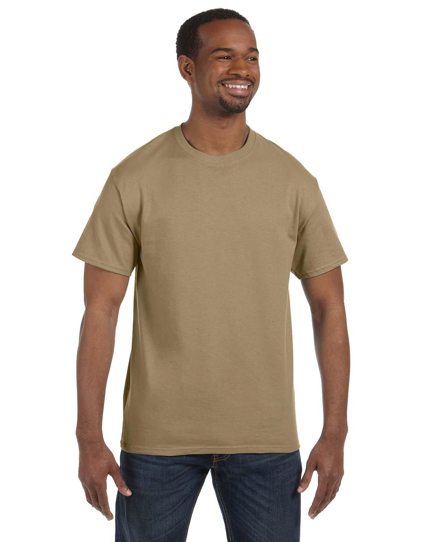 Jerzees Adult DRI-POWER® ACTIVE T-Shirt KHAKI