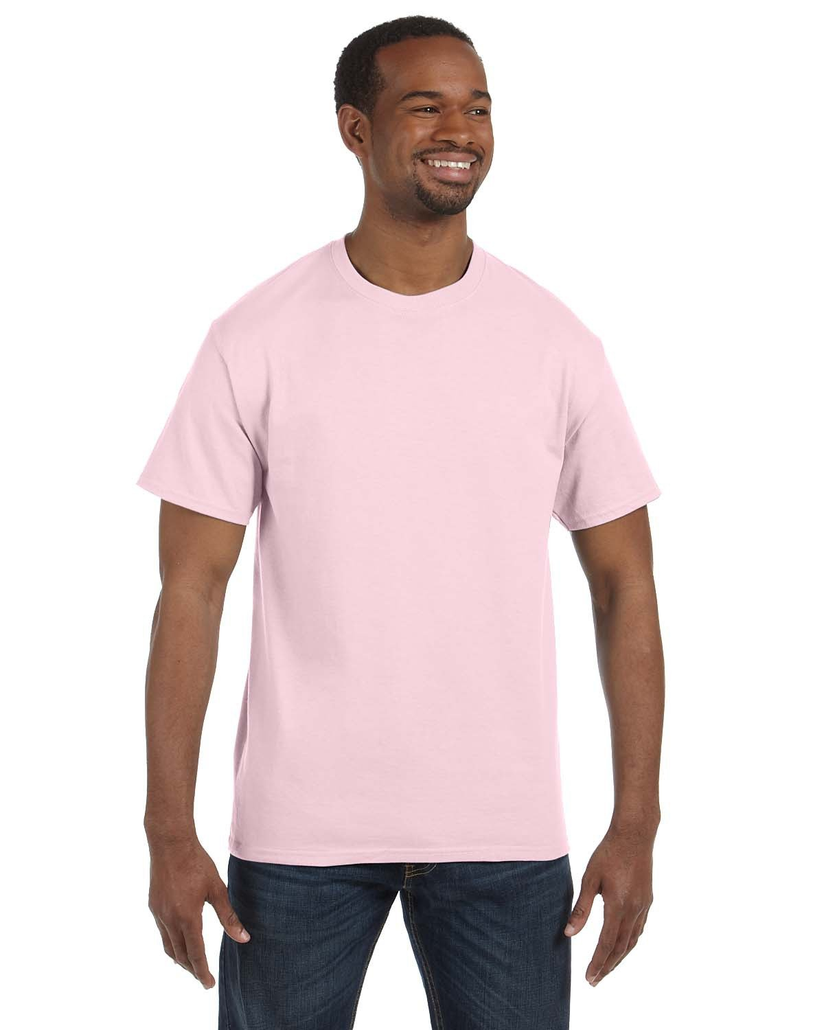 Jerzees Adult DRI-POWER® ACTIVE T-Shirt CLASSIC PINK