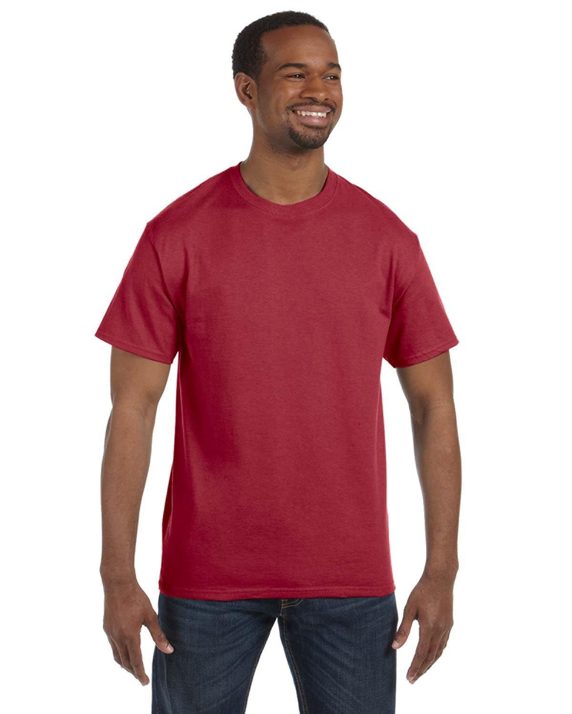 Jerzees Adult DRI-POWER® ACTIVE T-Shirt CRIMSON