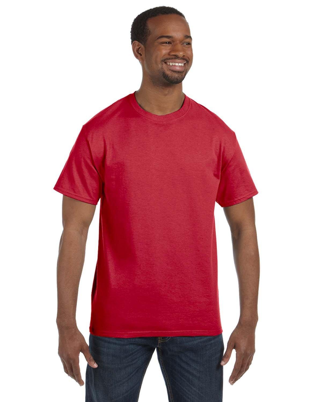 Jerzees Adult Tall DRI-POWER® ACTIVE T-Shirt TRUE RED