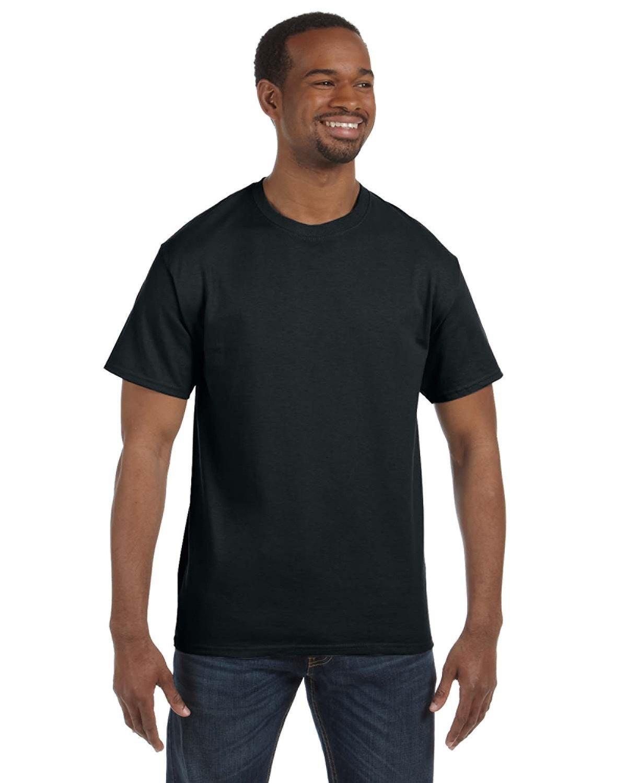Jerzees Adult Tall DRI-POWER® ACTIVE T-Shirt BLACK