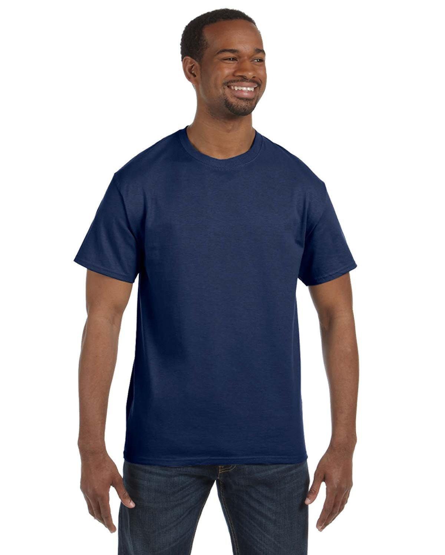 Jerzees Adult Tall DRI-POWER® ACTIVE T-Shirt J NAVY