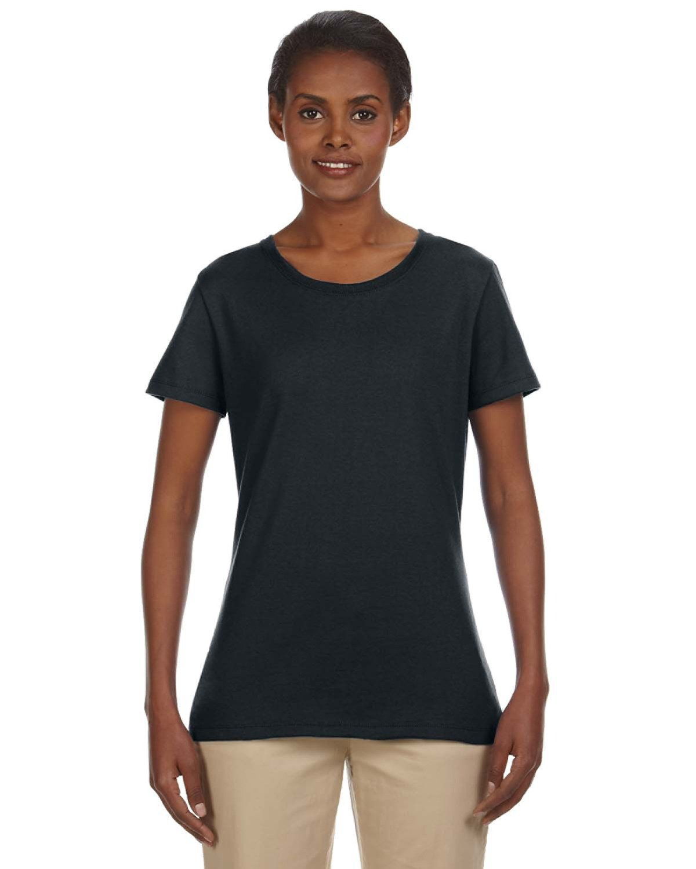 Jerzees Ladies' DRI-POWER® ACTIVE T-Shirt BLACK