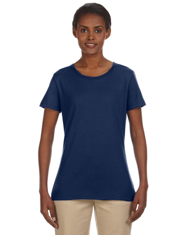 Jerzees Ladies' DRI-POWER® ACTIVE T-Shirt J NAVY