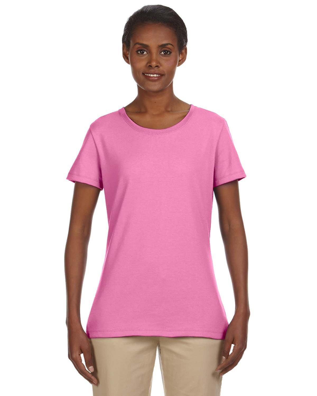 Jerzees Ladies' DRI-POWER® ACTIVE T-Shirt AZALEA