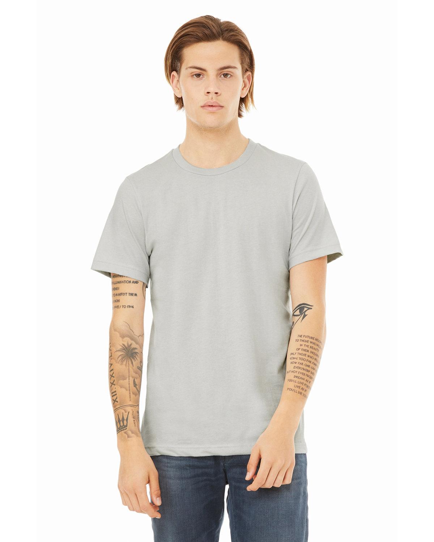 Bella + Canvas Unisex Jersey T-Shirt SILVER
