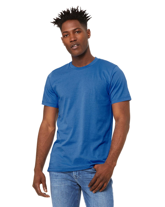 Bella + Canvas Unisex Jersey T-Shirt COLUMBIA BLUE