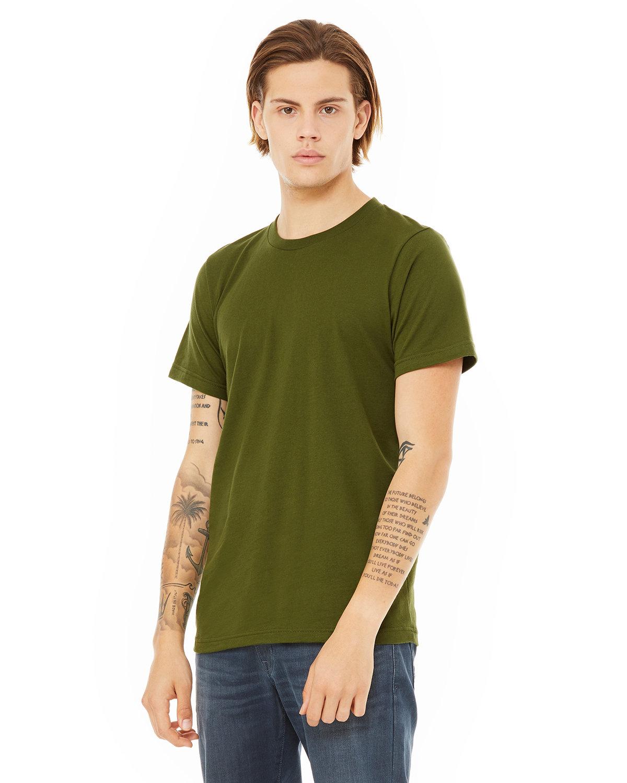 Bella + Canvas Unisex Jersey T-Shirt OLIVE