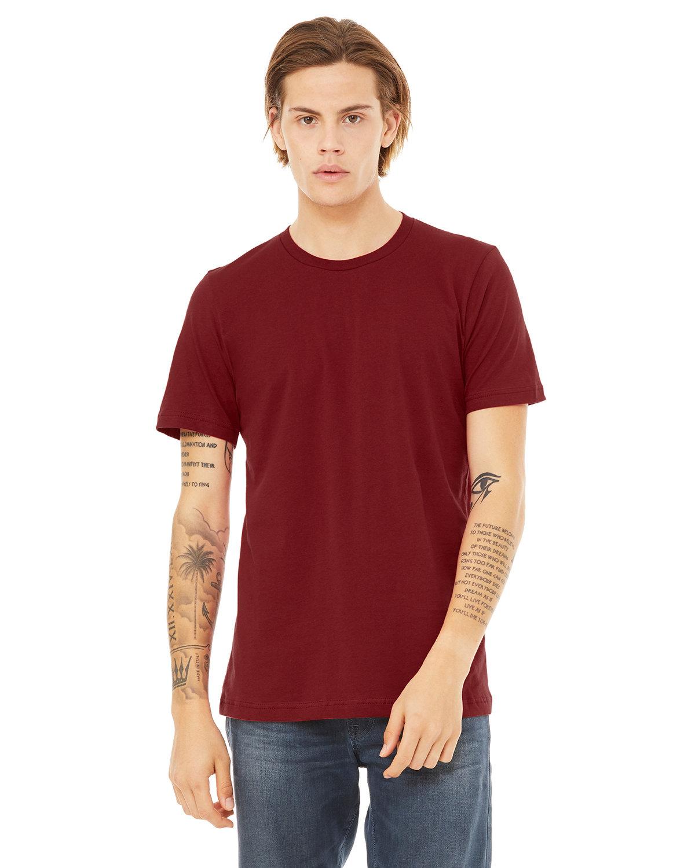 Bella + Canvas Unisex Jersey T-Shirt CARDINAL
