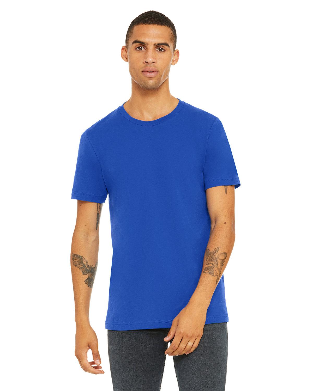 Bella + Canvas Unisex Jersey T-Shirt TRUE ROYAL