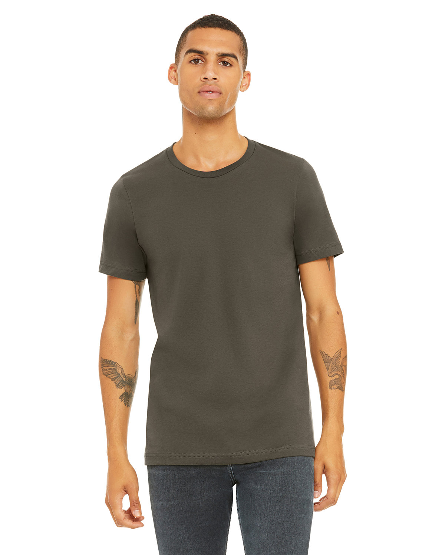 Bella + Canvas Unisex Jersey T-Shirt ARMY