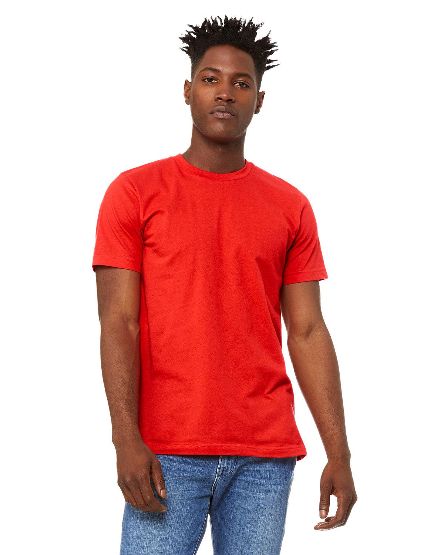 Bella + Canvas Unisex Jersey T-Shirt POPPY