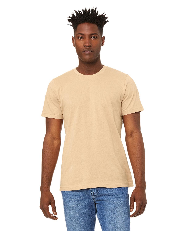 Bella + Canvas Unisex Jersey T-Shirt SAND DUNE