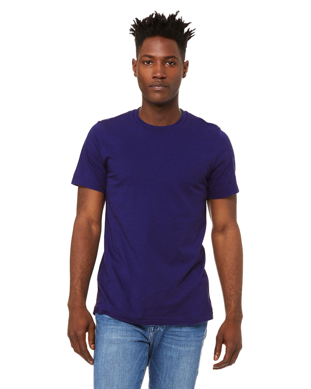 Bella + Canvas Unisex Jersey T-Shirt TEAM NAVY