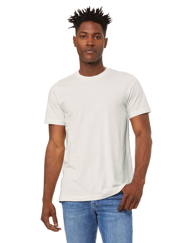 Bella + Canvas Unisex Jersey T-Shirt VINTAGE WHITE