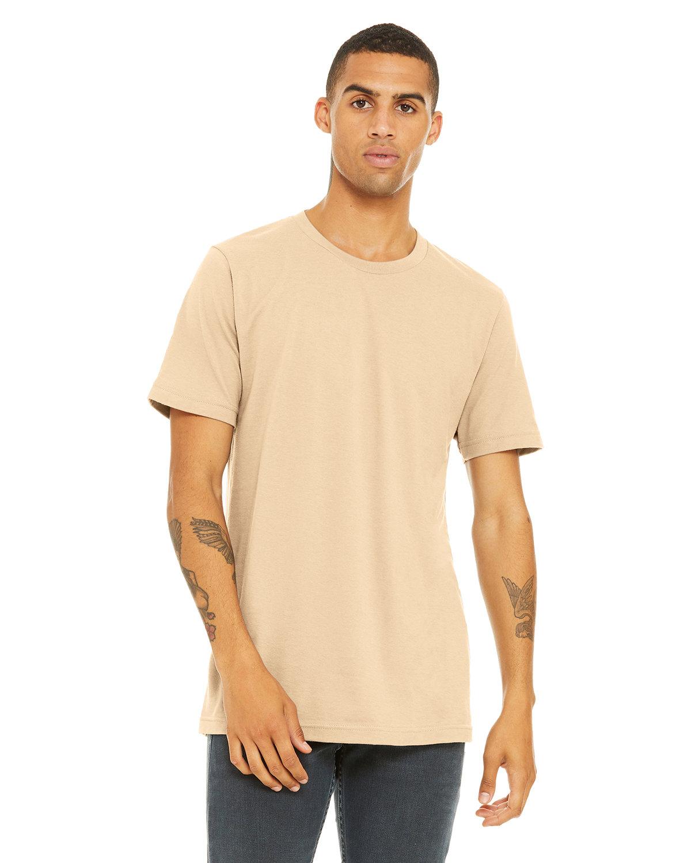 Bella + Canvas Unisex Jersey T-Shirt SOFT CREAM