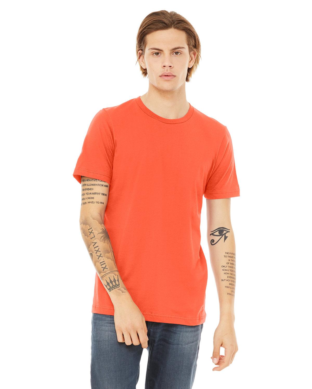 Bella + Canvas Unisex Jersey T-Shirt CORAL