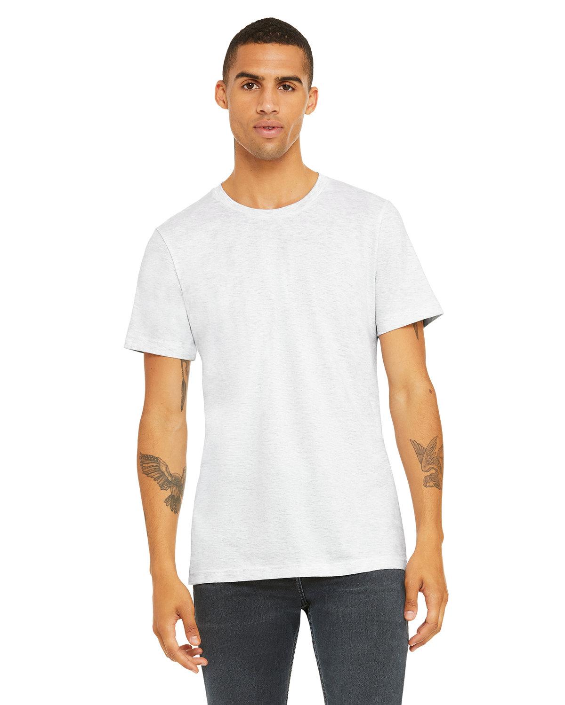 Bella + Canvas Unisex Jersey T-Shirt ASH