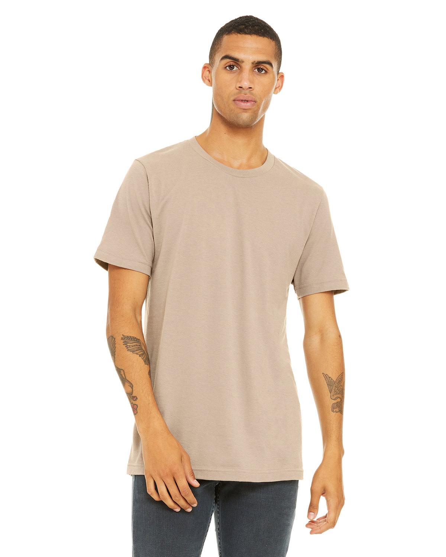 Bella + Canvas Unisex Jersey T-Shirt TAN