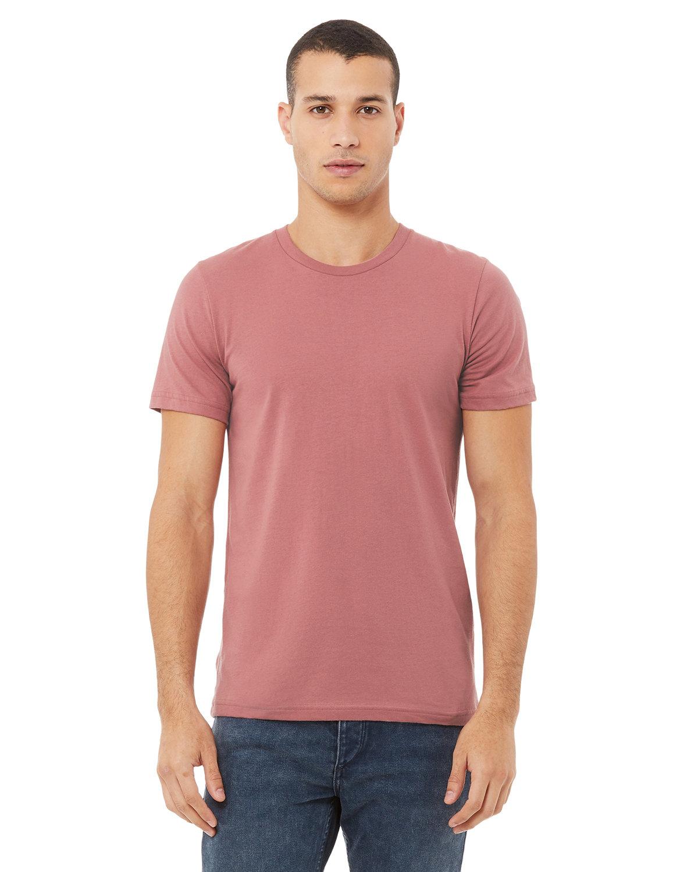 Bella + Canvas Unisex Jersey T-Shirt MAUVE