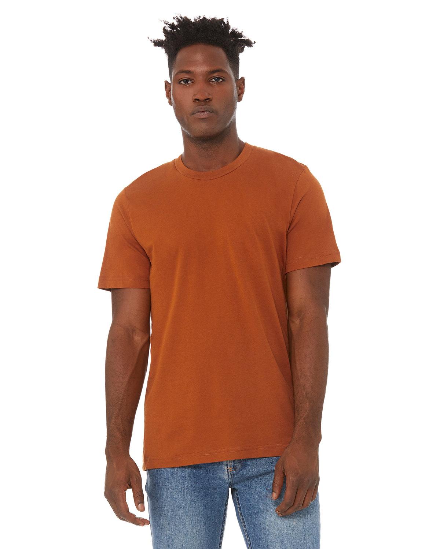 Bella + Canvas Unisex Jersey T-Shirt AUTUMN