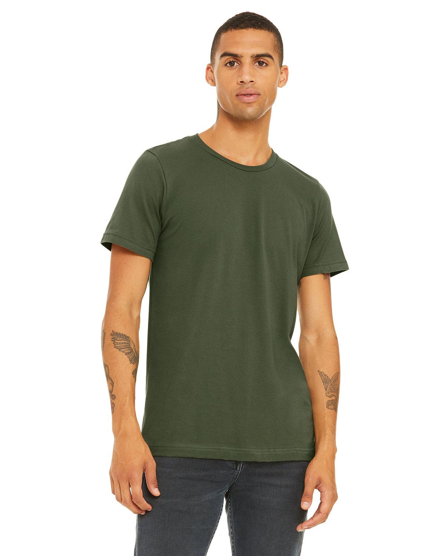 Bella + Canvas Unisex Jersey T-Shirt MILITARY GREEN