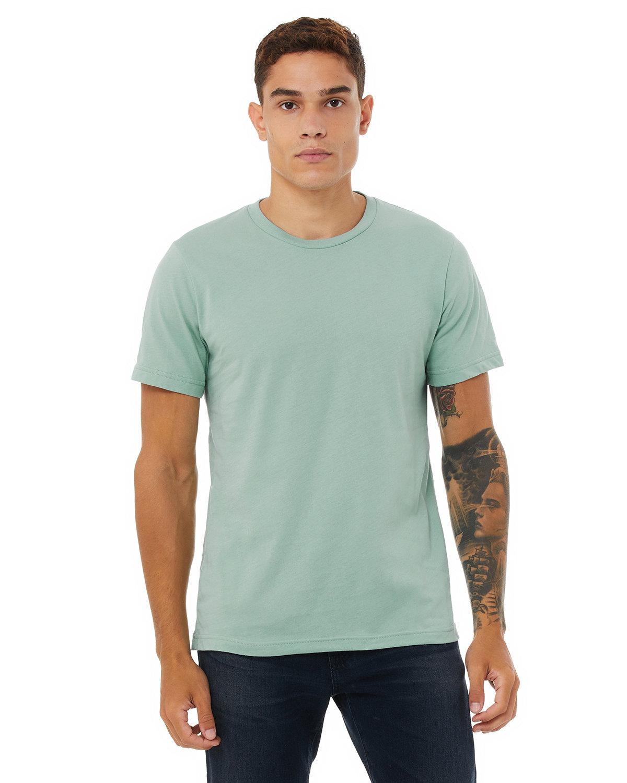 Bella + Canvas Unisex Jersey T-Shirt DUSTY BLUE