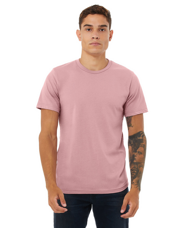 Bella + Canvas Unisex Jersey T-Shirt ORCHID