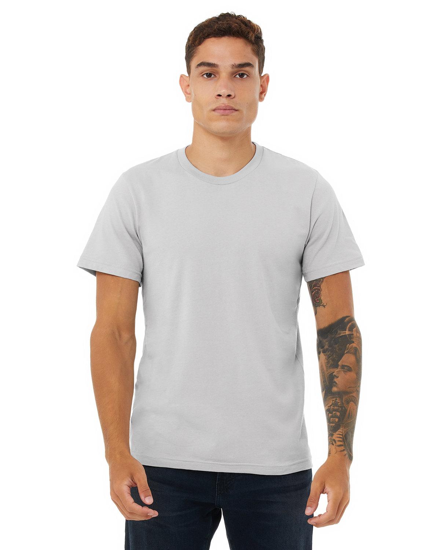 Bella + Canvas Unisex Jersey T-Shirt SLD ATHLETC GREY