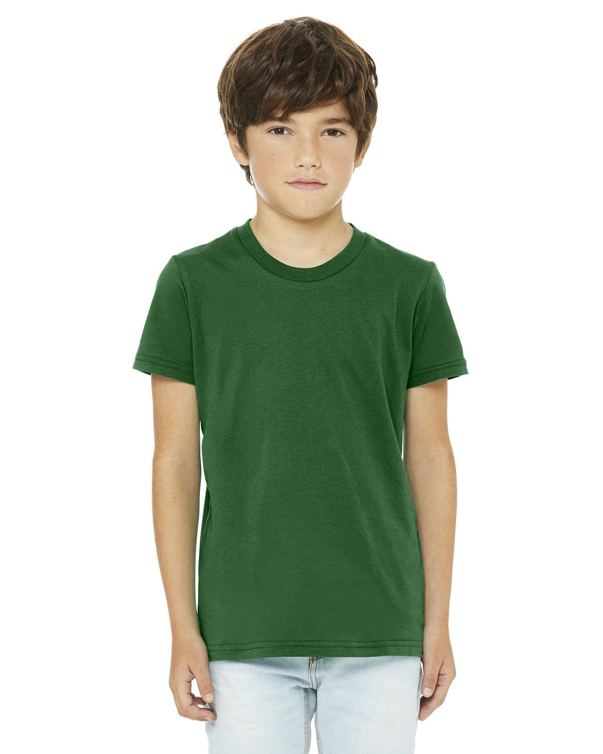 Bella + Canvas Youth Jersey T-Shirt KELLY