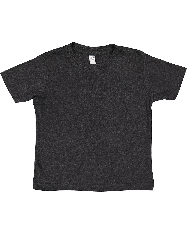 Rabbit Skins Toddler Premium Jersey T-Shirt VINTAGE SMOKE