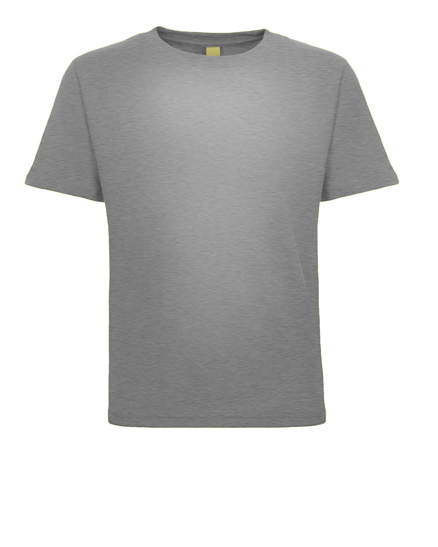 Next Level Toddler Cotton T-Shirt HEATHER GRAY