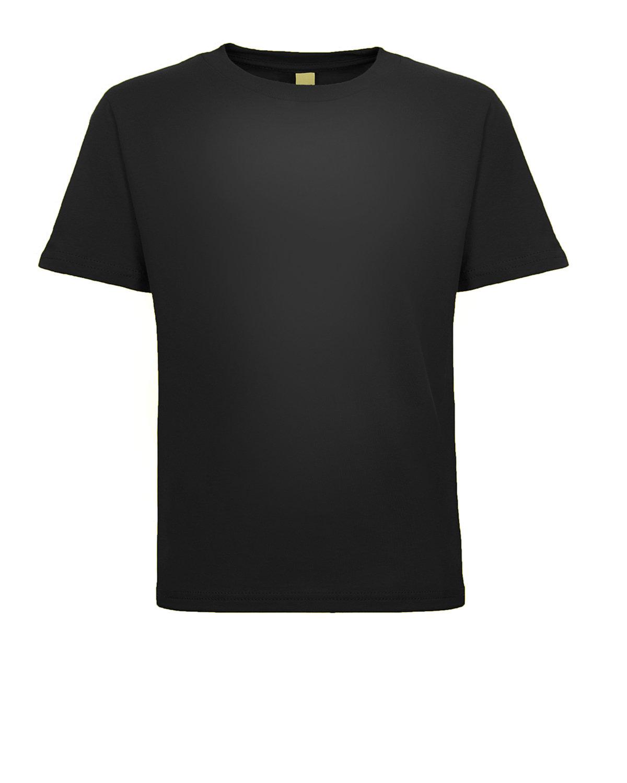 Next Level Toddler Cotton T-Shirt BLACK